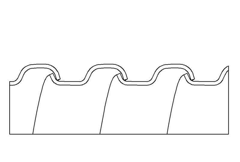 Tuyau flexible métallique -PRWA Series(UL1)