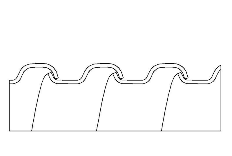 Tuyau flexible métallique -PSWG Series(UL1)