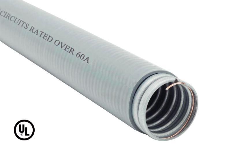 Tuyau flexible métallique imperméable en type étanche liquide -PULTG Series(UL 360)