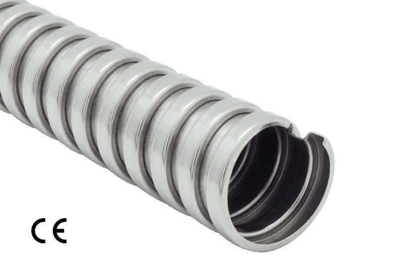Tuyau flexible métallique en protection électrique à faible risque d'incendie - PES13X Series