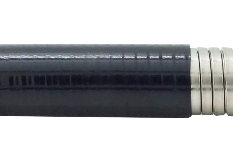 Tuyau flexible métallique de protection électrique Applications imperméables - PES23PVC Series