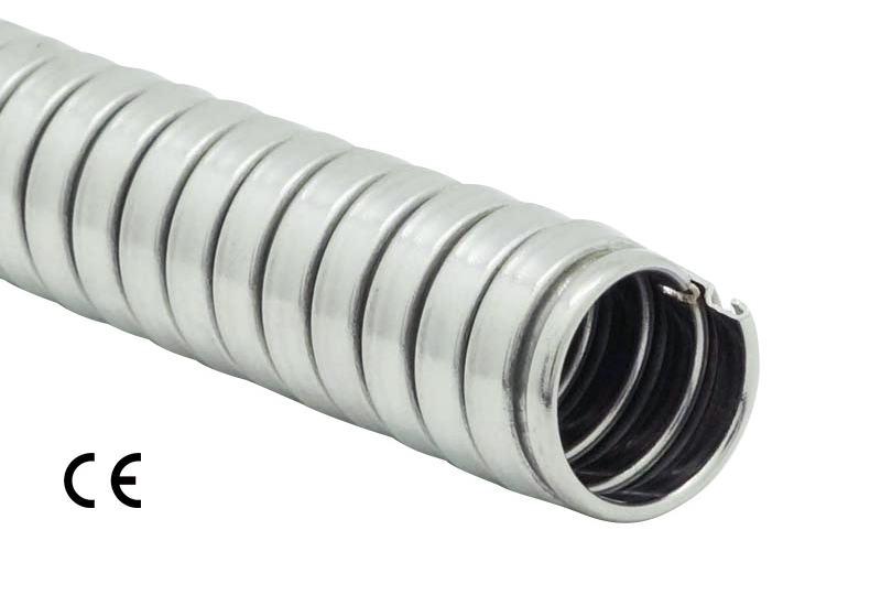 Tuyau flexible métallique de protection électrique-Application faible risque d'incendie - PAS23X Series(AS)