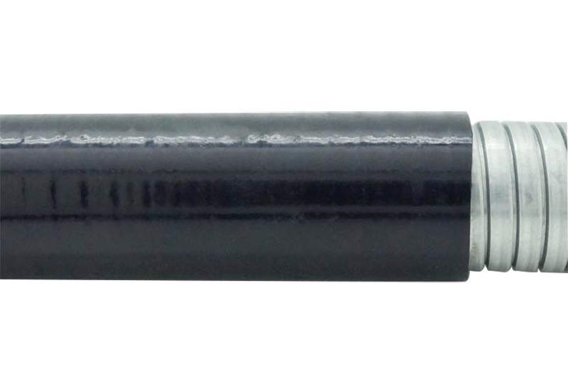 Tuyau flexible métallique de protection électrique-Application imperméable- PAS13PVC Series