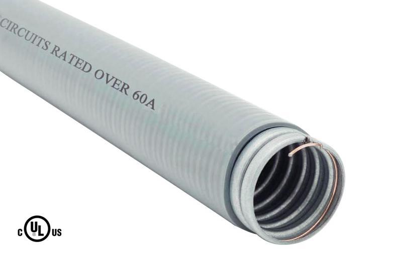 Tuyau flexible métallique imperméable en type étanche liquide - PCULTG Series (UL 360)