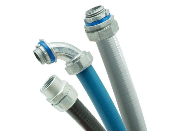 Tuyau flexible métallique imperméable en type étanche liquide - Série PCBLTG (UL 360)