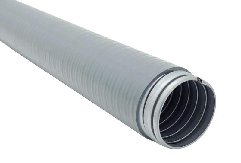 Tuyau flexible métallique imperméable en type étanche liquide-PLTG23PVC Series (Non-UL)