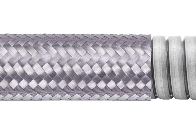 Tuyau flexible métallique de protection électrique pour applications d'éviter les interférences électromagnétiques- PAG23TB Series