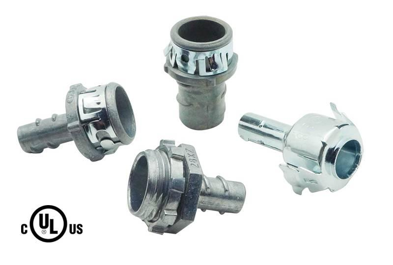 Raccord du tuyau flexible métallique- S16/S17/S30 Series(UL 514B)