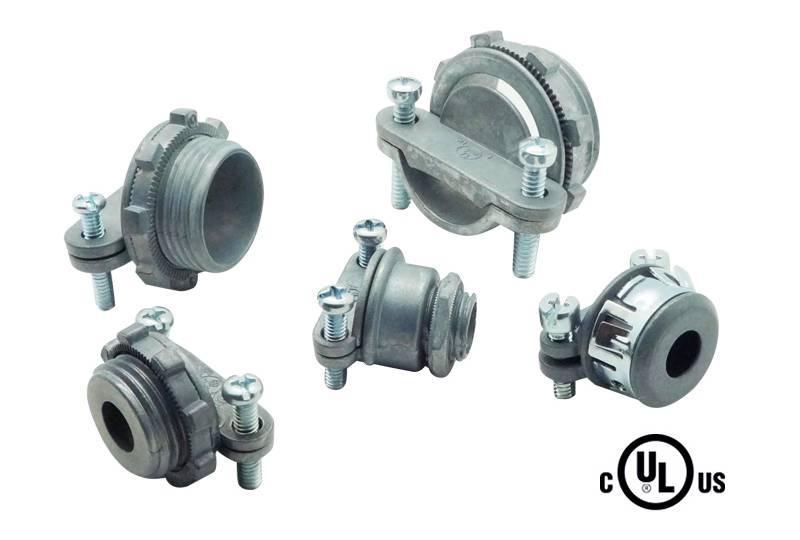 Raccord du tuyau flexible métallique- S19/S20/S21 Series(UL 514B)