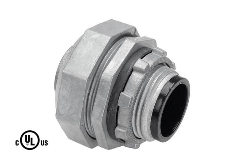 Raccord du tuyau flexible métallique imperméable à l'eau- S50 Series(UL 514B)
