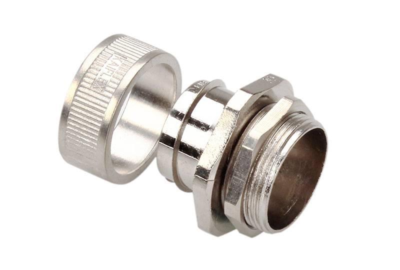 Raccord du tuyau flexible métallique de protection électrique -EU (application à faible feu) -EZ01 Series (EU)