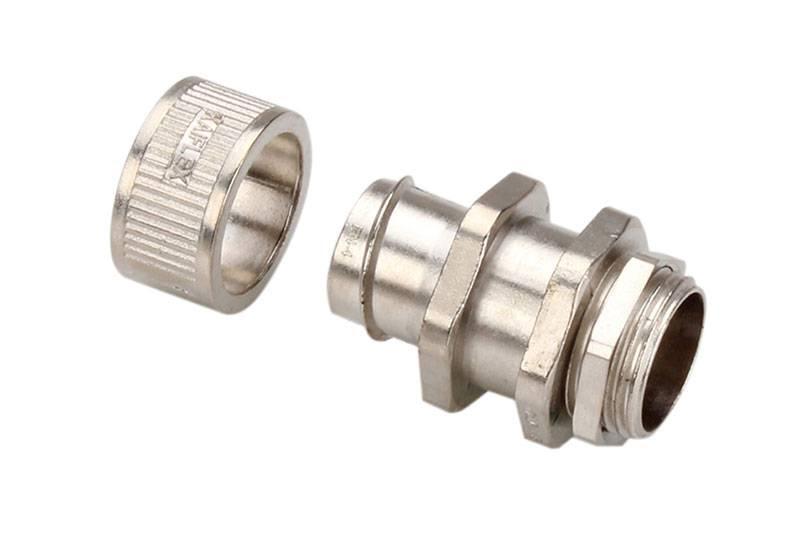 Raccord du tuyau flexible métallique de protection électrique -EU (application à faible feu) -EZ05 Series (EU)
