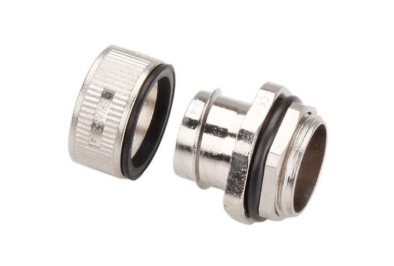 Raccord du tuyau flexible métallique de protection électrique - application imperméable à l'eau -EZ09 Series (EU)