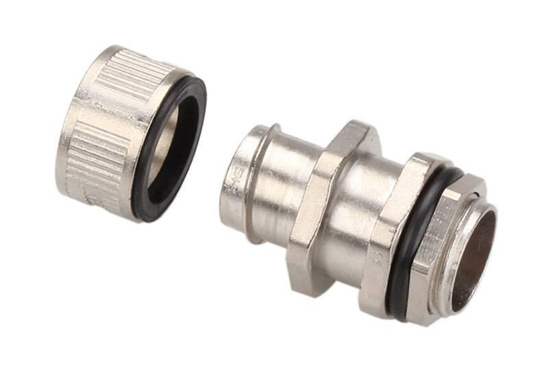 Raccord du tuyau flexible métallique Protection électrique Applications imperméables - EZ11 Series (EU)
