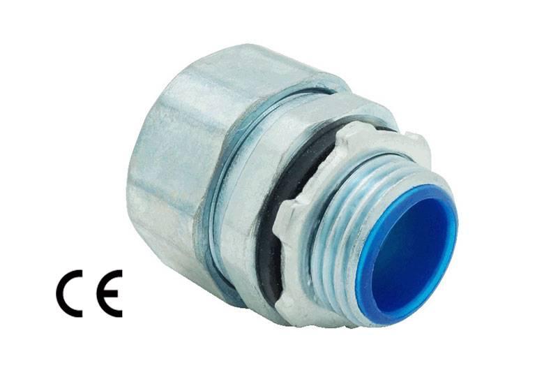 Raccord du tuyau flexible métallique Protection électrique Applications antidéflagrantes et anti-électromagnétiques - Série BGS50 (EU)