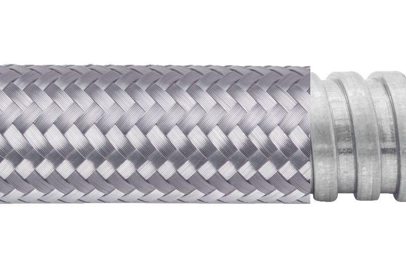 Tuyau flexible métallique EMI blindage-EU