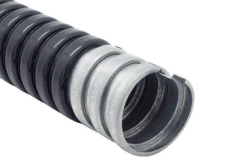 Tuyau flexible métallique imperméable à l'eau-AS