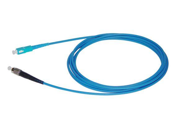 Cable puente blindado de solo núcleo / fibra de cola / fibra puente