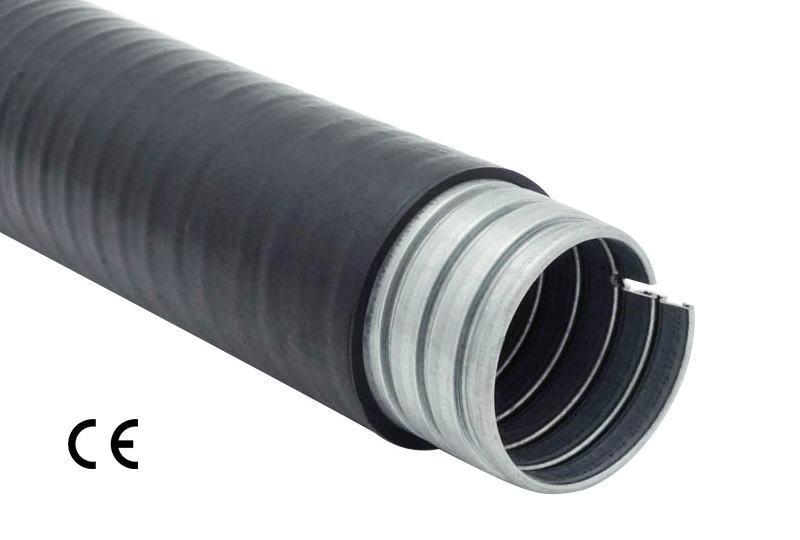 Tuyau flexible métallique de protection électrique-Application imperméable- PAG23LSZH Series