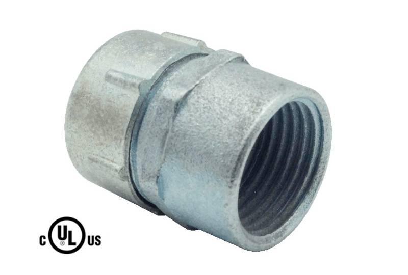 Raccord du tuyau flexible métallique imperméable aux liquides- S51 Series(UL 514B)