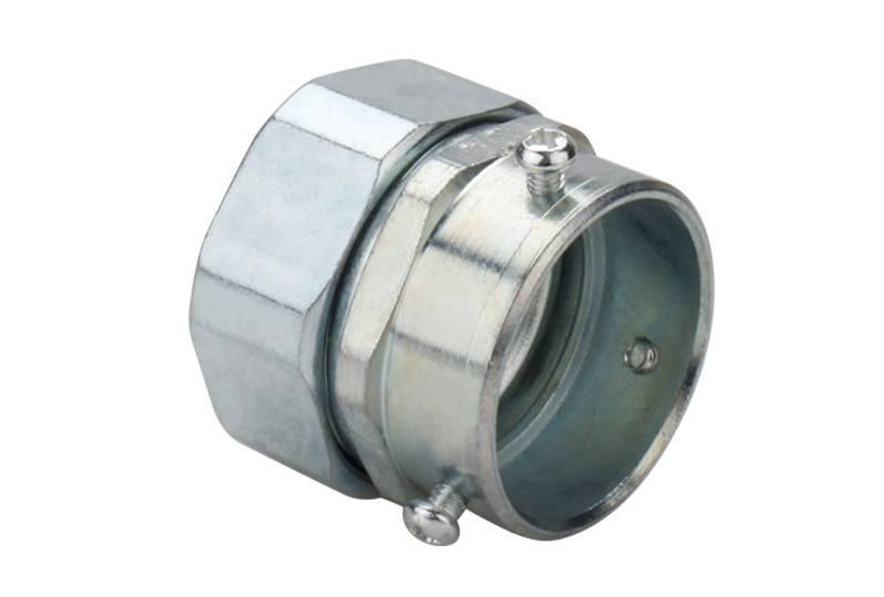 Raccord du tuyau flexible métallique Protection électrique - Application imperméable à l'eau - GS52 Series (AS)